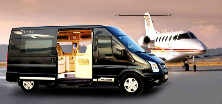 Can Tho to Ho Chi Minh Airport Private Limousine